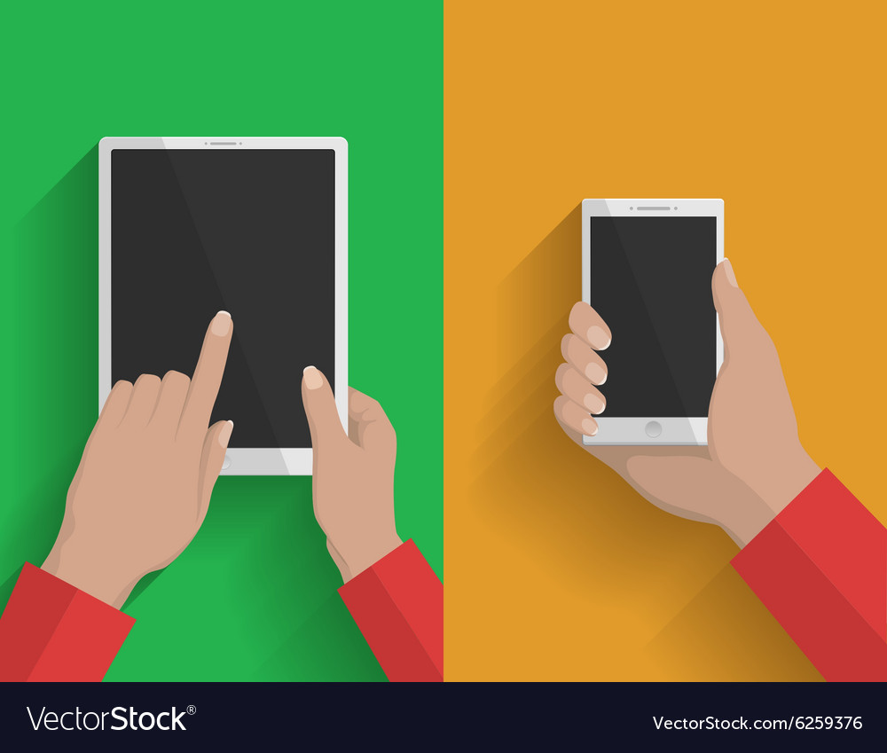 Smartphone and tablet-pc 2