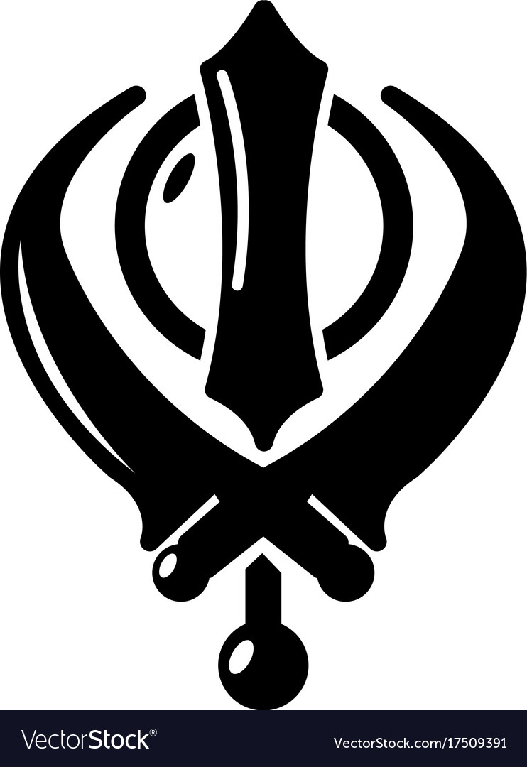 sikh symbol khanda
