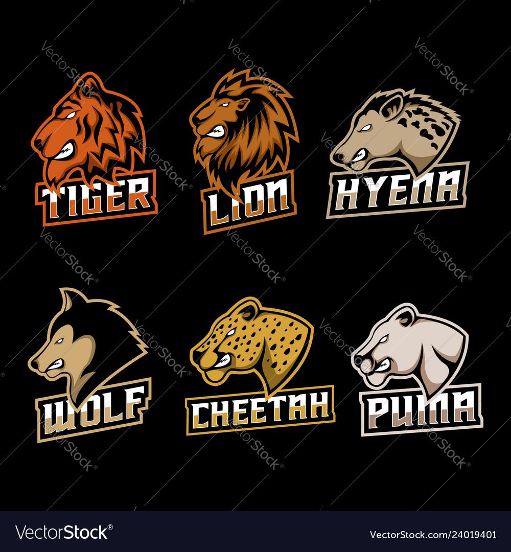 Predator set logo