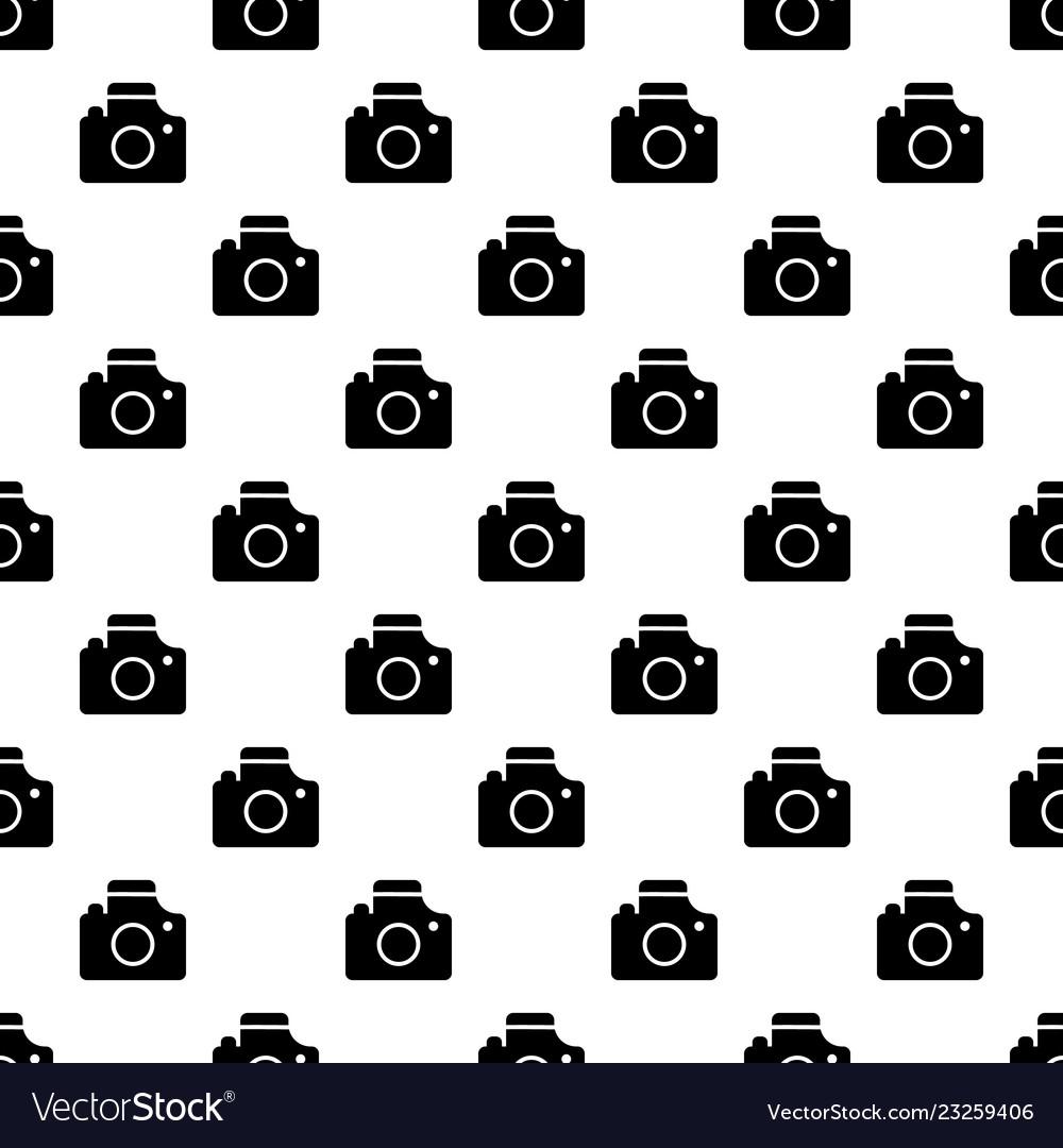 Camera pattern seamless