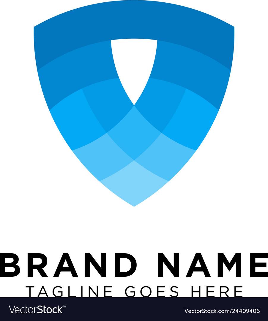 Shield logo design inspiration