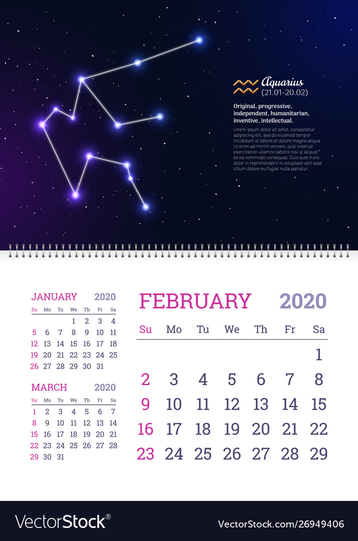 february 2020 astrology aquarius
