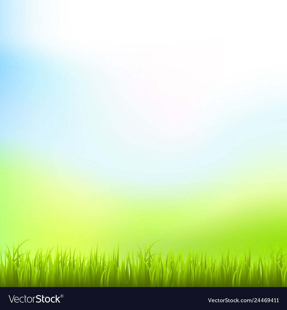 Detailed fresh green grass natural background