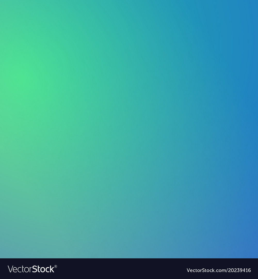 Colorful abstract gradient background - green and