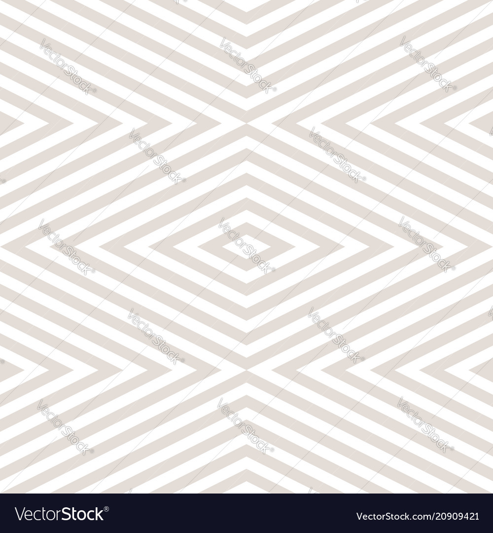 Geometric seamless pattern with zigzag stripes
