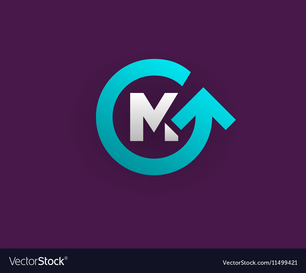 Logo Icon Design Template Element in Letter vector image