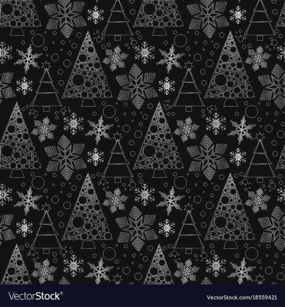 Snowflake winter design season december snow