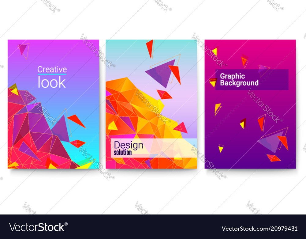 Set of covers abstract geometric surfaces with