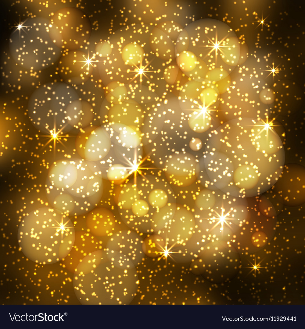 Abstract festive blurred background with sparkling