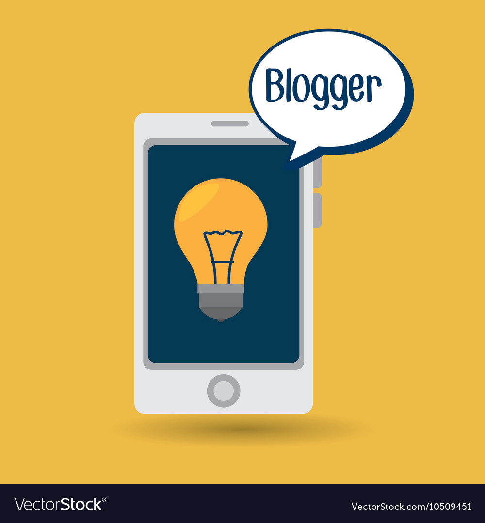 Blogger web internet icon