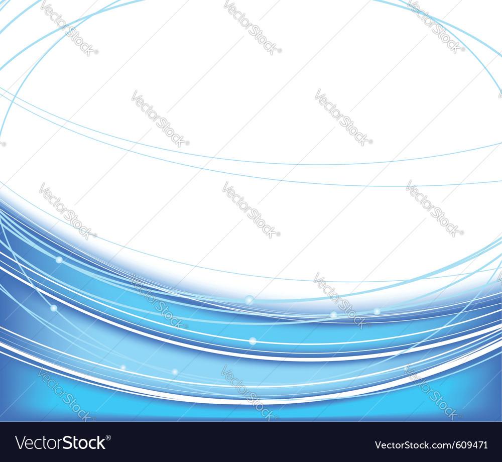 Blue background - technology
