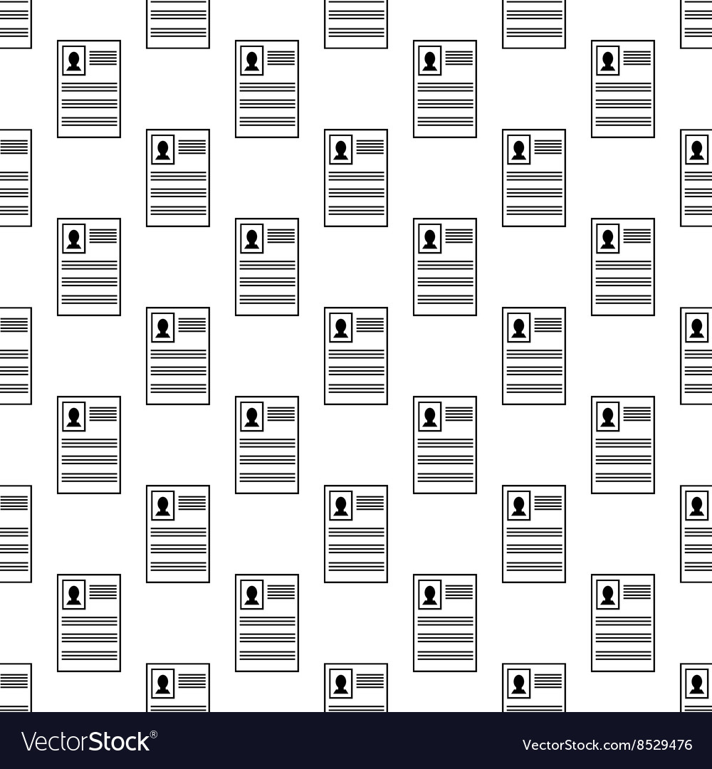Document pattern seamless