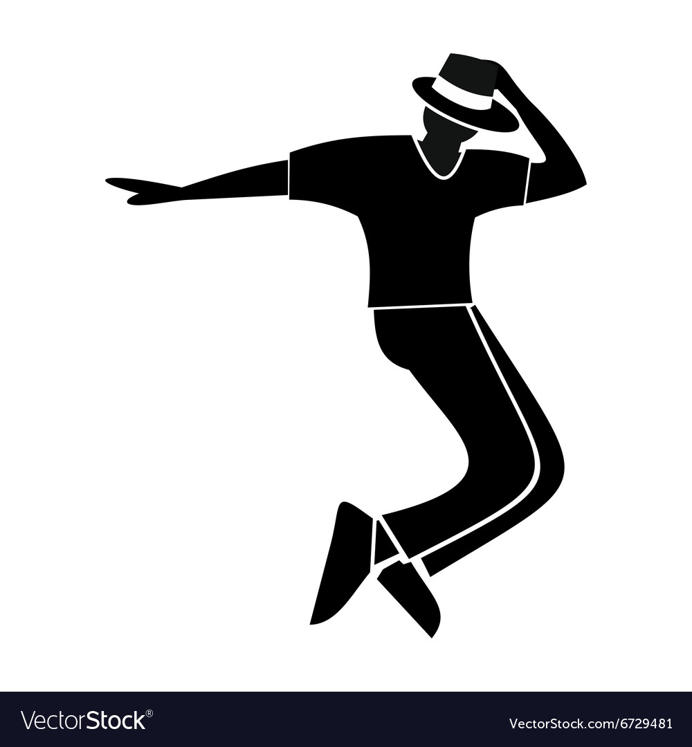 Dance simple symbol