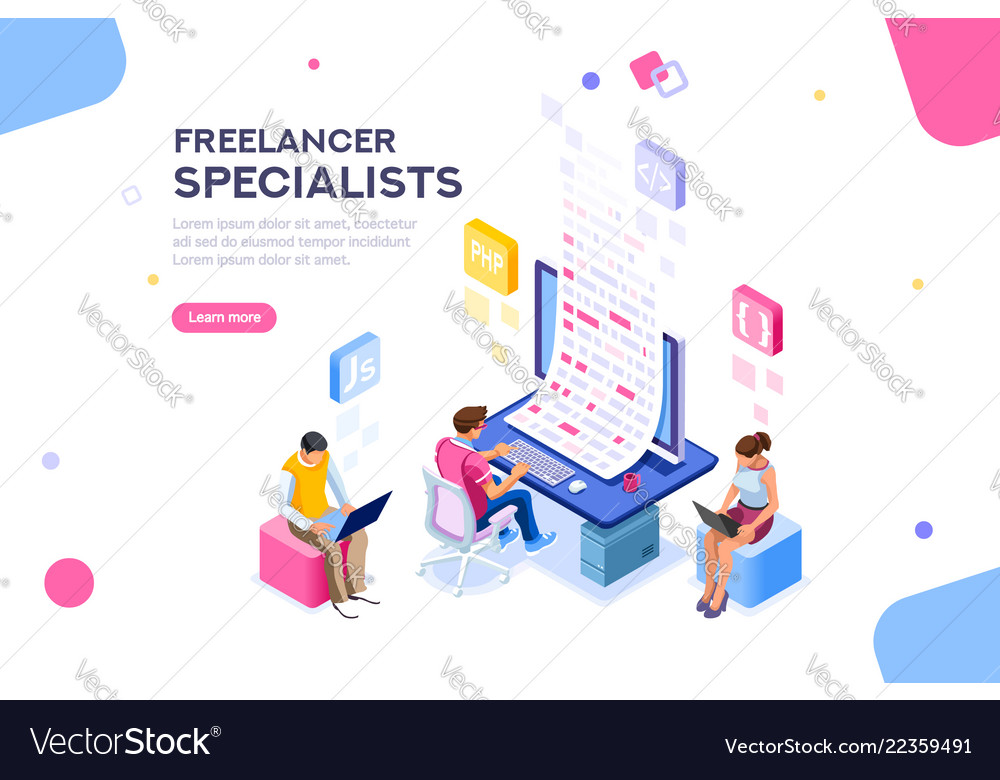 Freelancer editable template banner