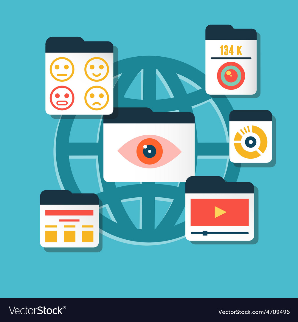 Concept of user experience and interaction with