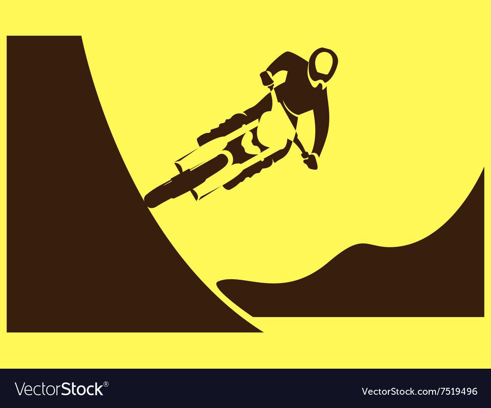 Motorcycle Rider Freeride