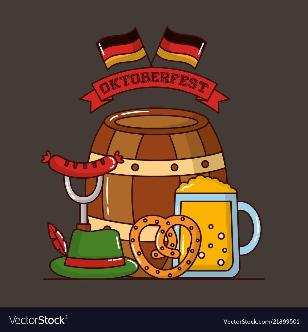 Oktoberfest germany celebration