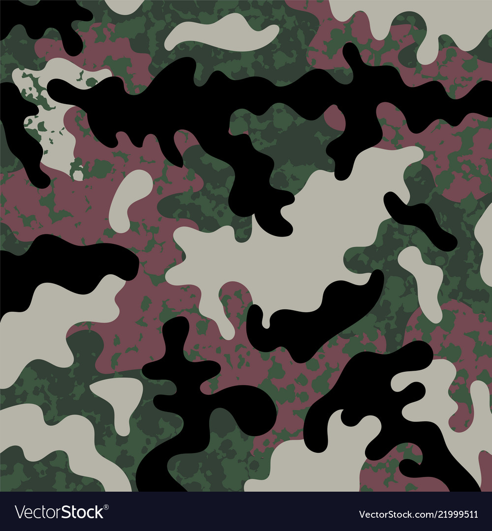 Military texture pattern