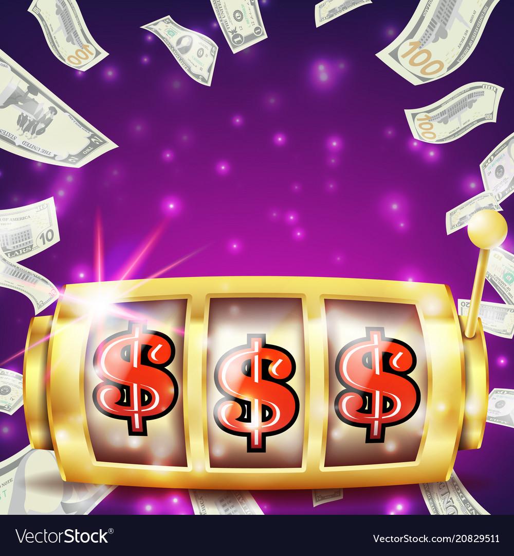 Slot machine banner casino casino success