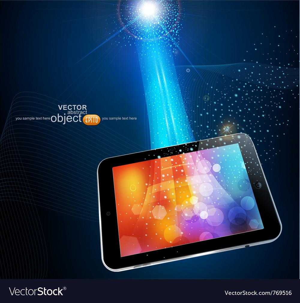 Modern tablet