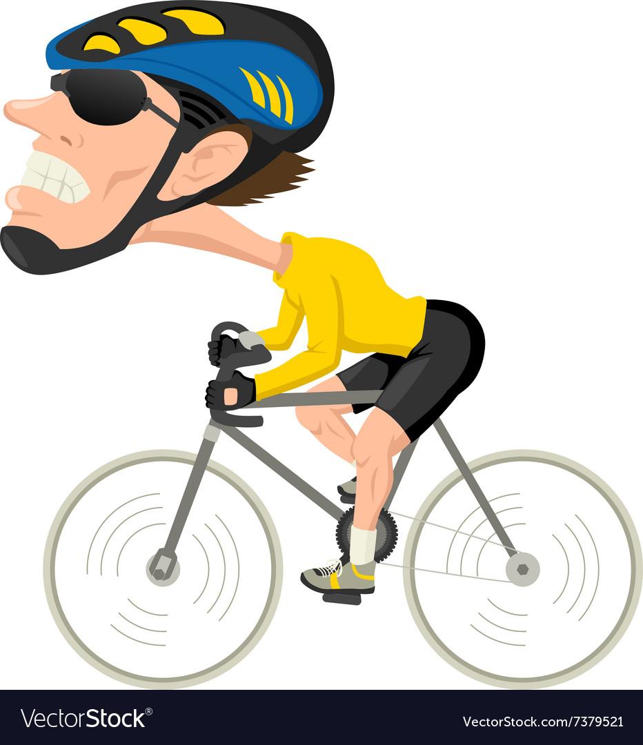 Bicycle Athlete