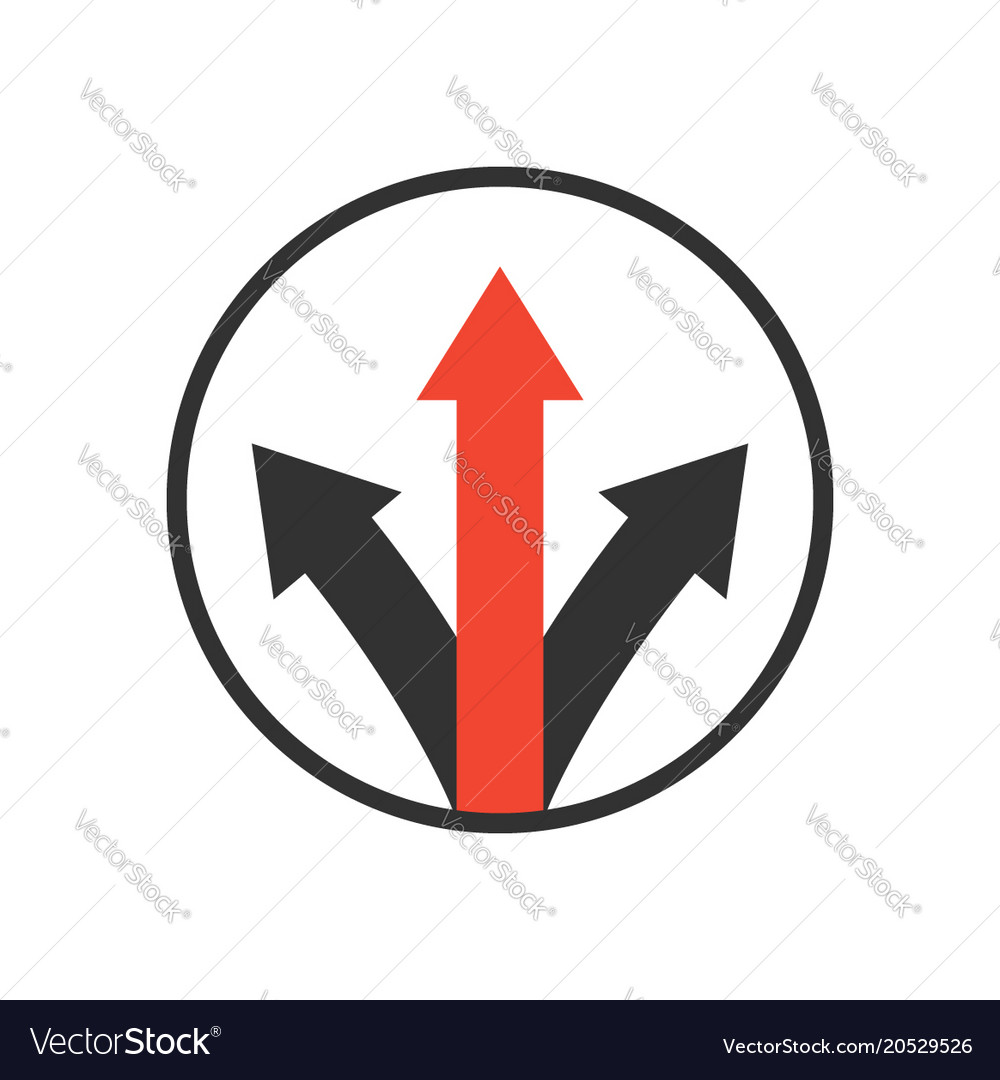 advantage icon royalty free vector image vectorstock vectorstock