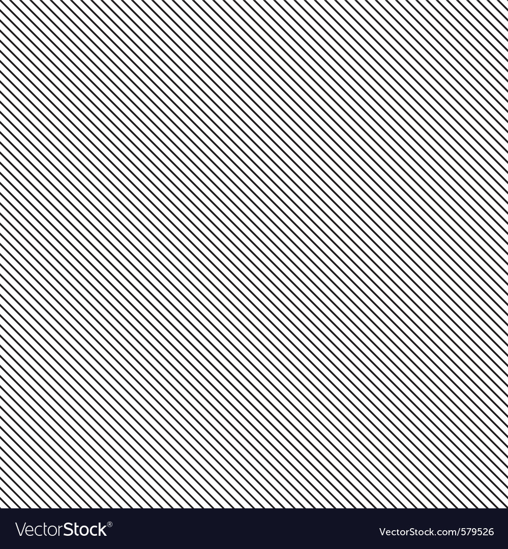 Diagonal line background vector image