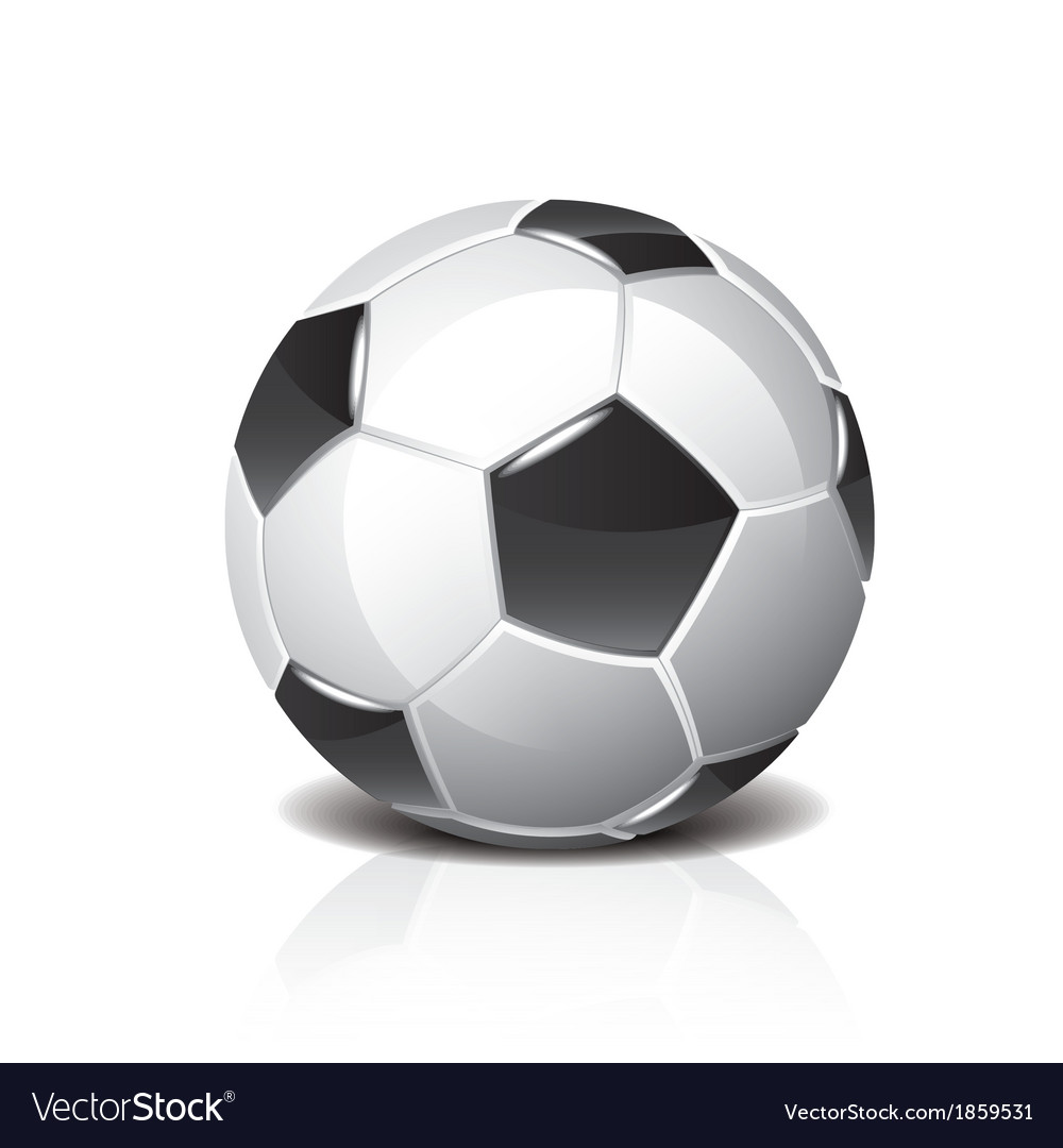 Object soccer ball