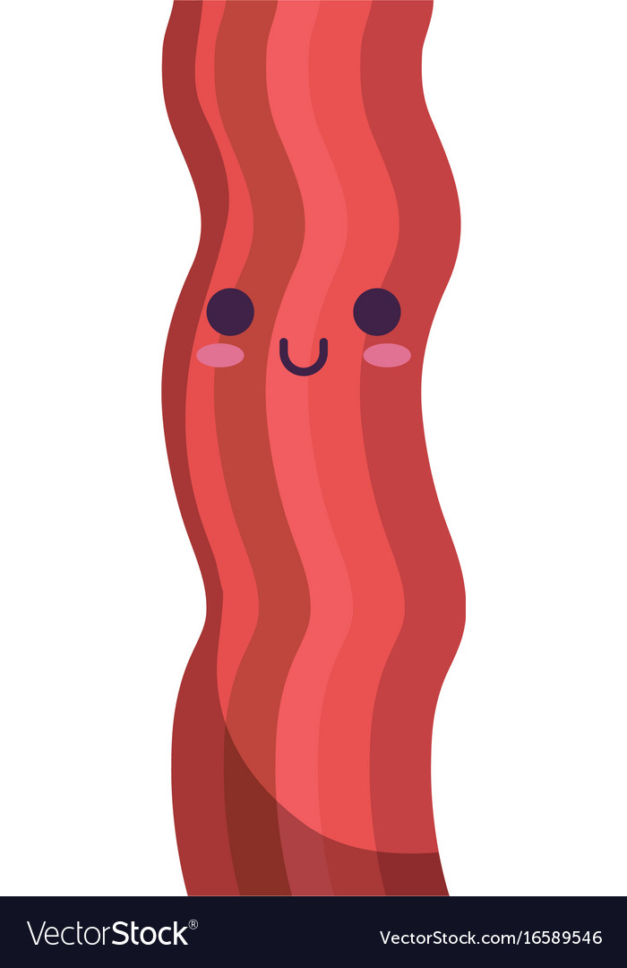Bacon stripe icon