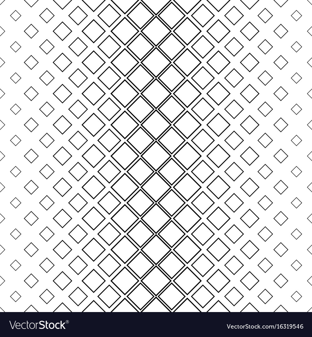 Black and white vertical square pattern