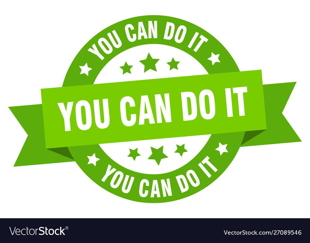 You can do it ribbon you can do it round green