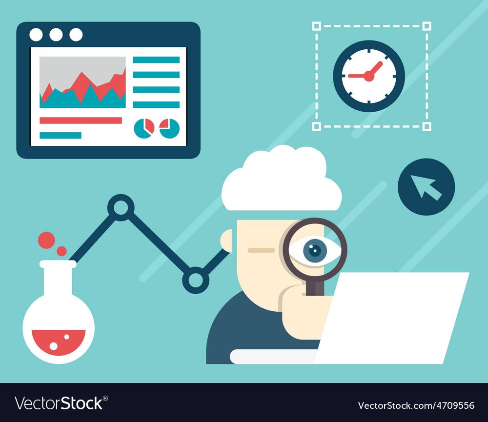 Web analytics information and development