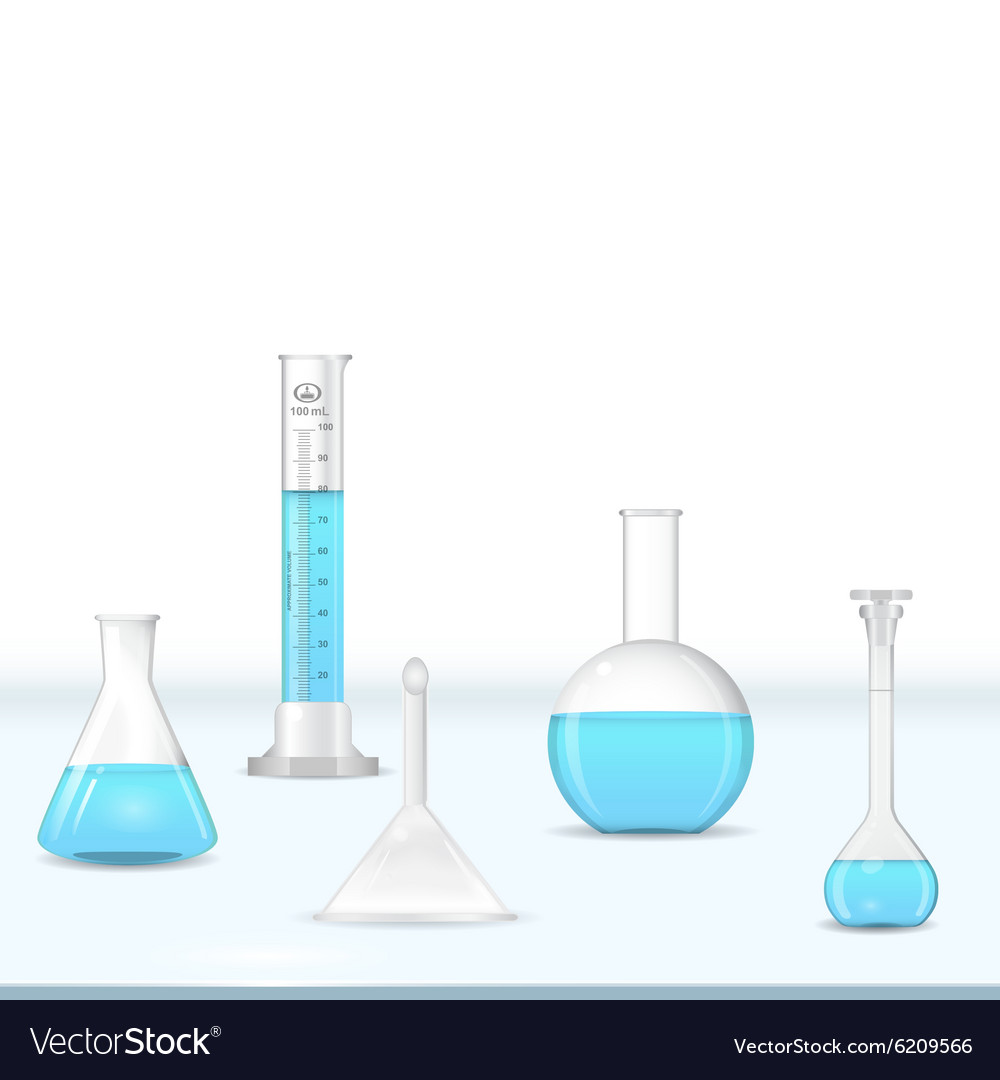 Lab glassware kit