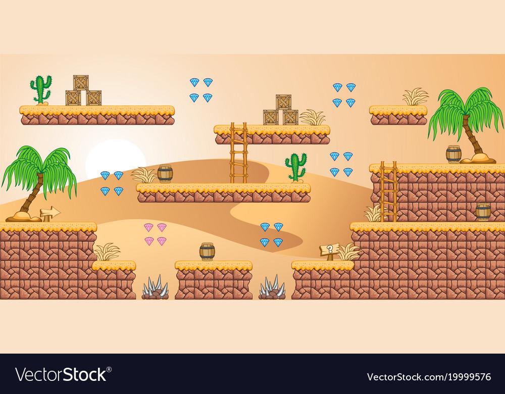 2d tileset platform game 29