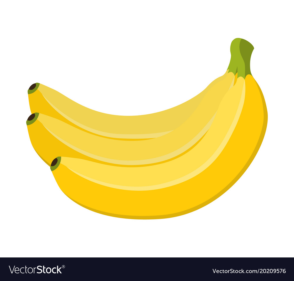 Banana Cartoon Flat Style Royalty Free Vector Image A wide variety of cartoon banana options are available to you, such as variety, cultivation type, and color. vectorstock
