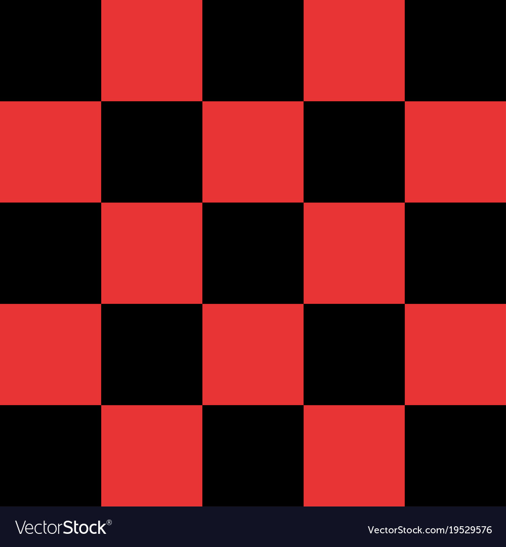 Black And Red >> Black And Red Checkered Background