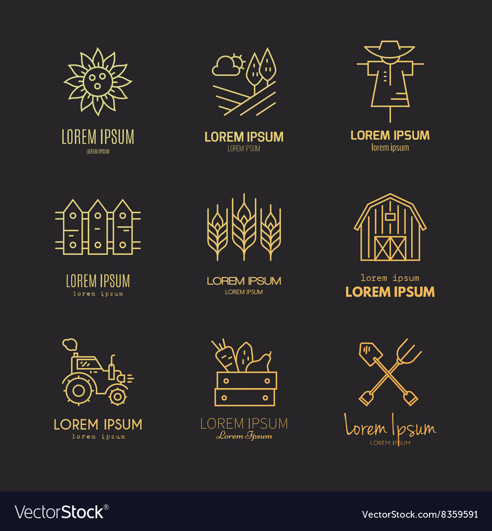 Farming Logotype