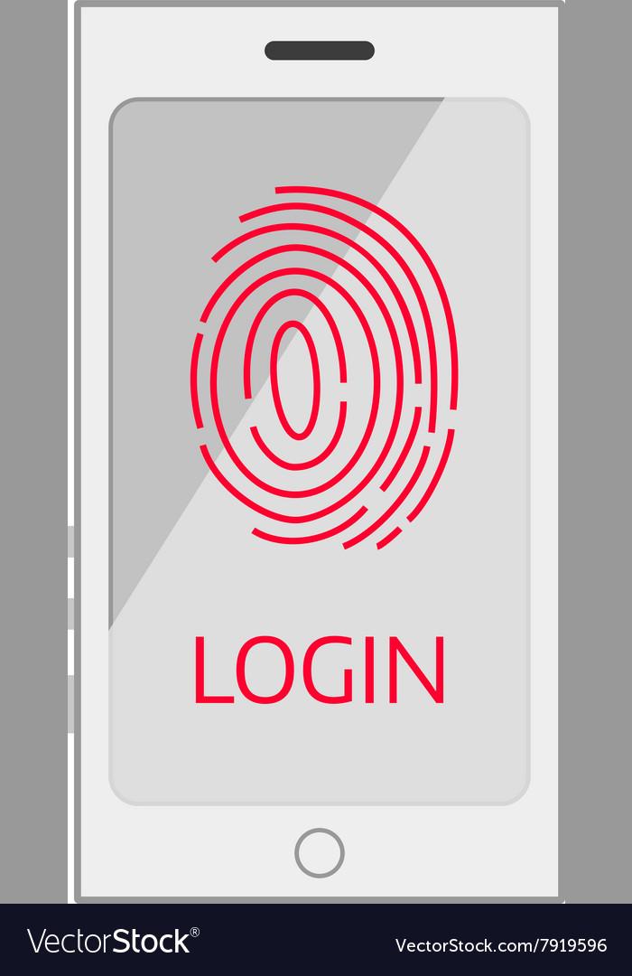 Finger screen finger Mobile