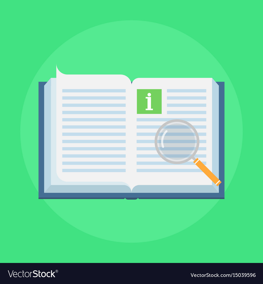Manual book icon