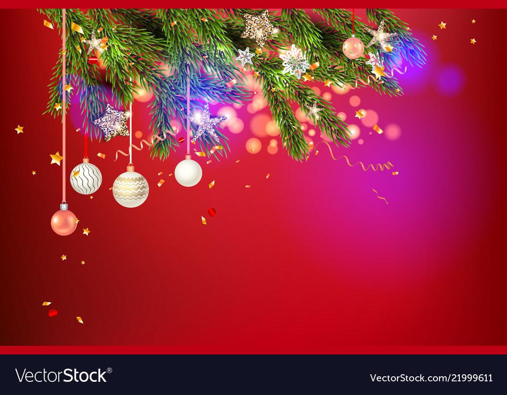 Beautiful holiday balls