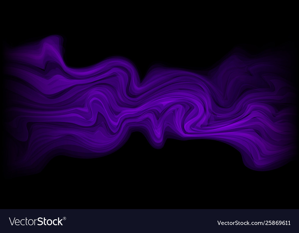 Dark purple abstract fluid flow gradient