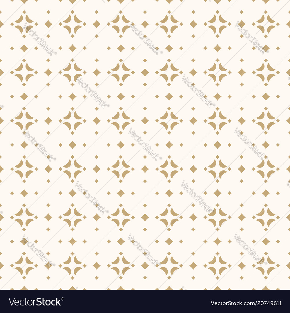 Golden diamonds pattern luxury design