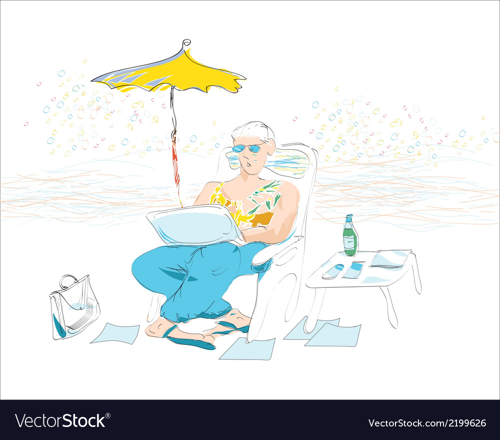 Windows10up.com Download Free on vacation vector art - Download Accounter vectors - 2199626