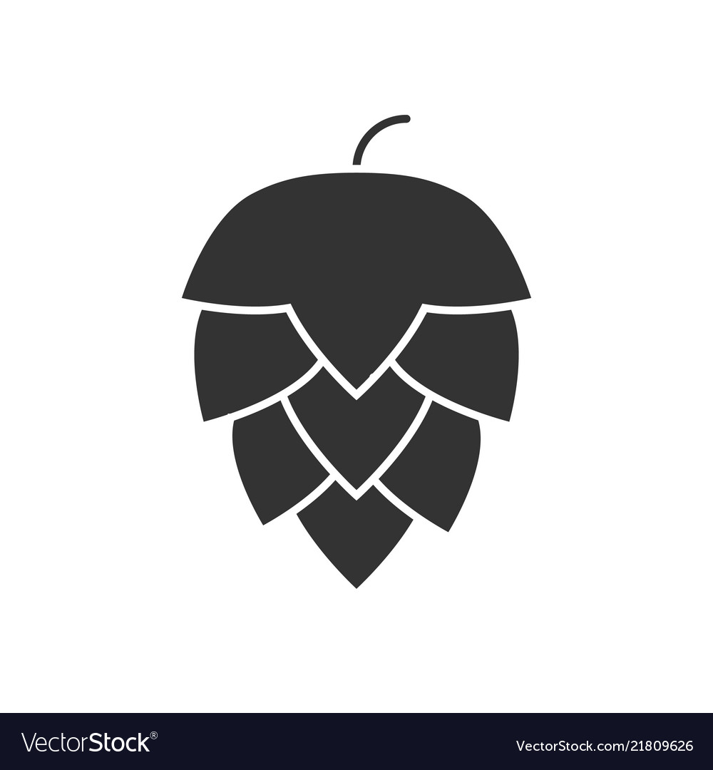 Hop black icon
