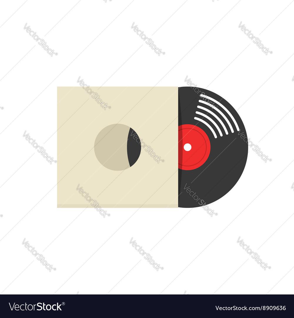 Record vinyl album cover
