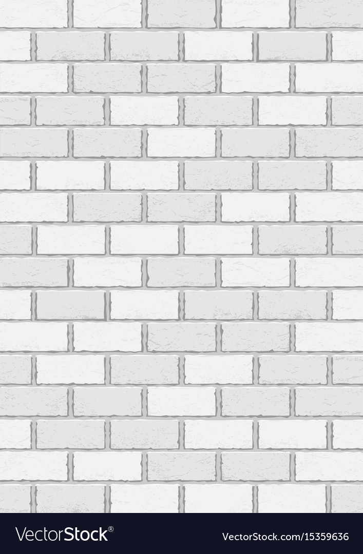 White old brick vertical background