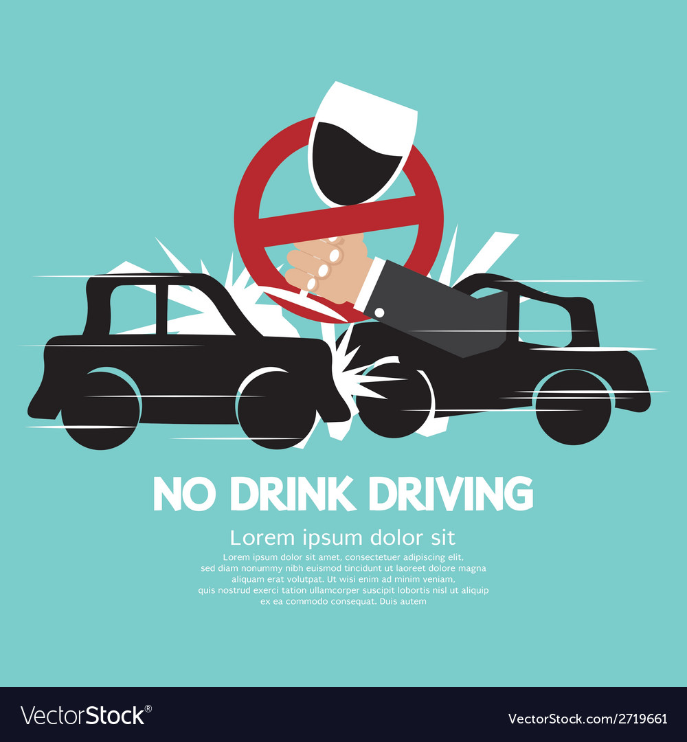 No Drink Driving