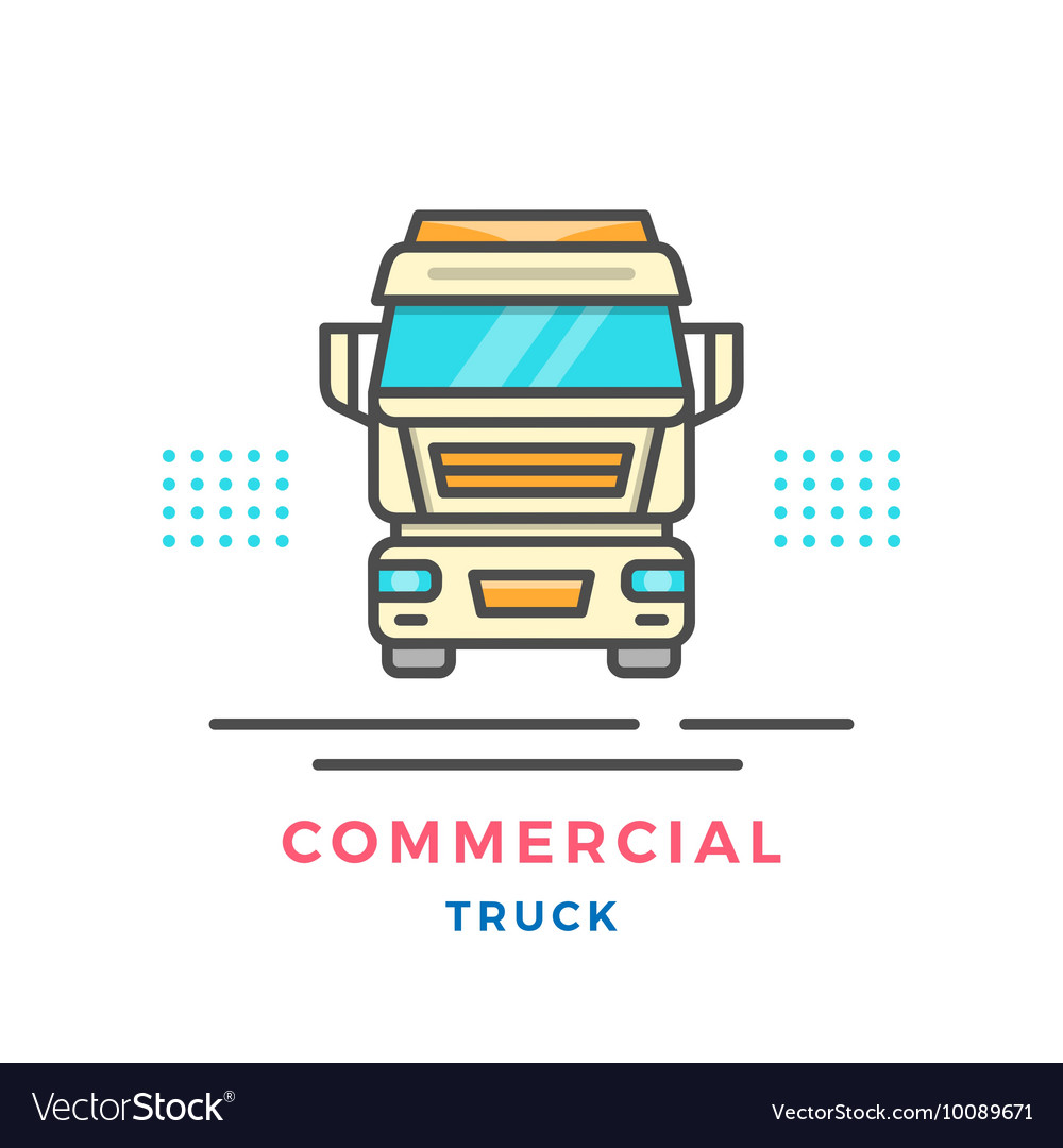 Commercial truck concept