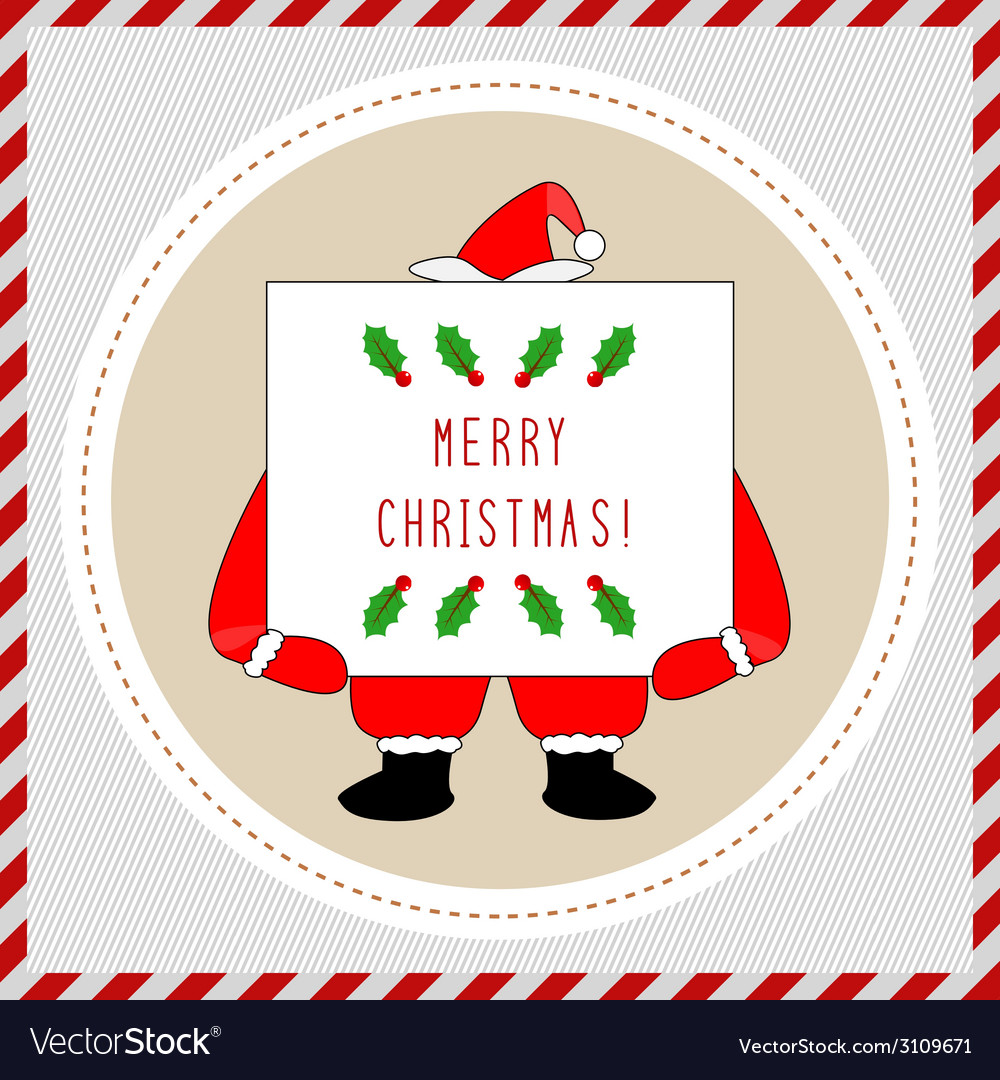 Merry Christmas greeting card42