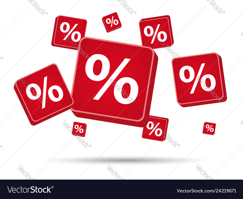 Per cent signs